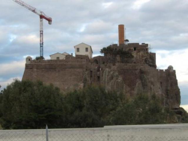 Castel San Giorgio (isola di Capraia)