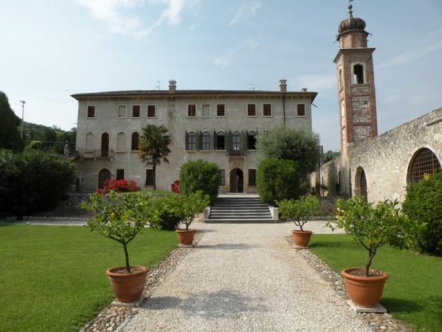 Ristrutturazione villa del XVI secolo a Verona