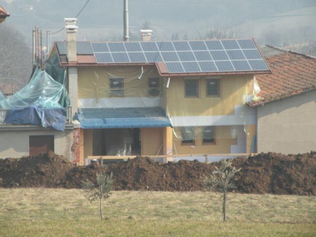 Casa in legno a S. Zeno di Arzignano