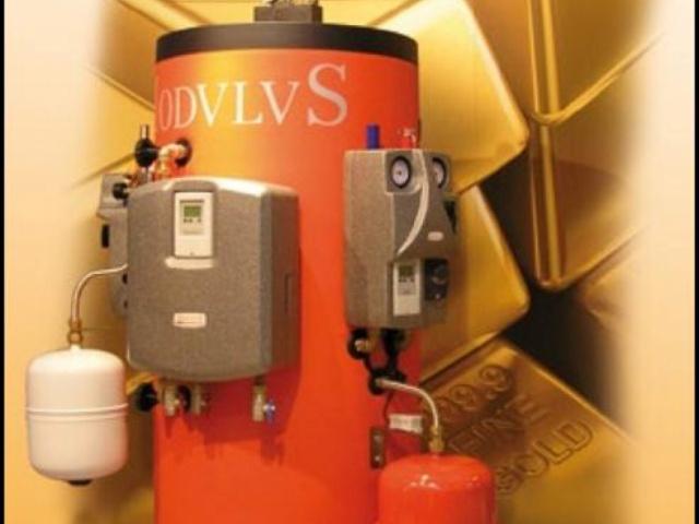 Moduli idraulici per centrale termica